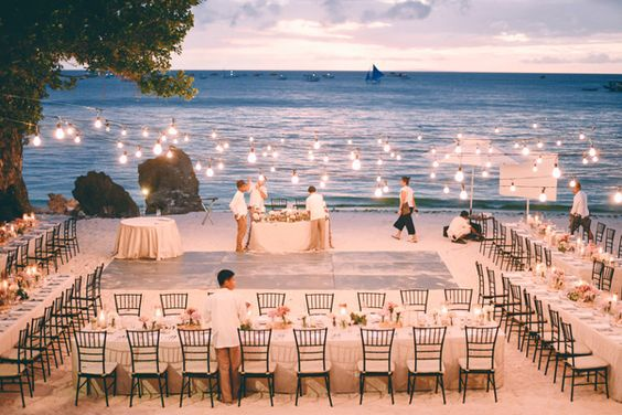 "alt=""boda en una playa"""