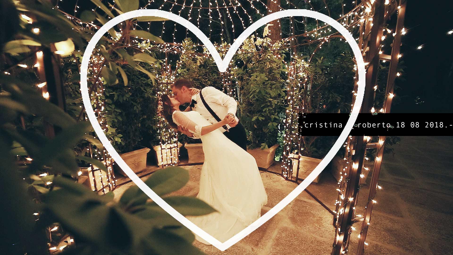 Video boda Toledo Cristina y Roberto