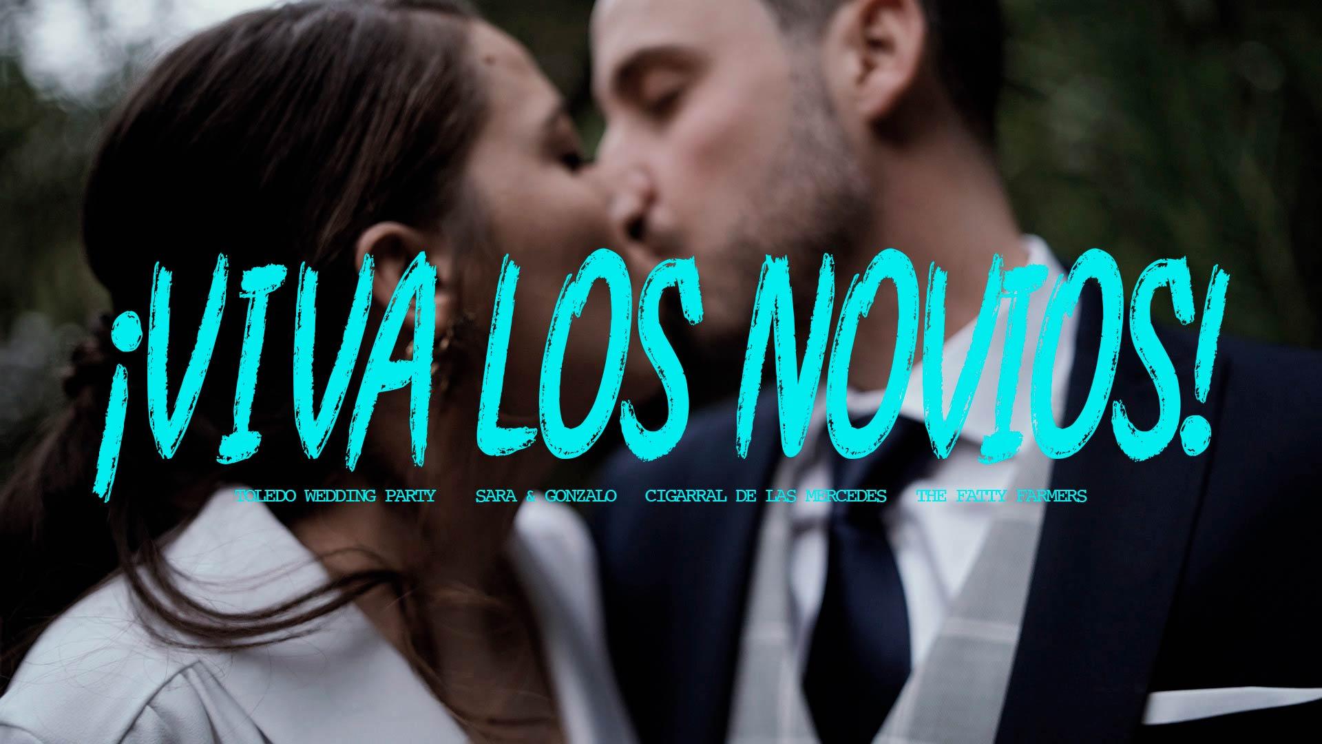 Vídeo boda Toledo Sara y Gonzalo