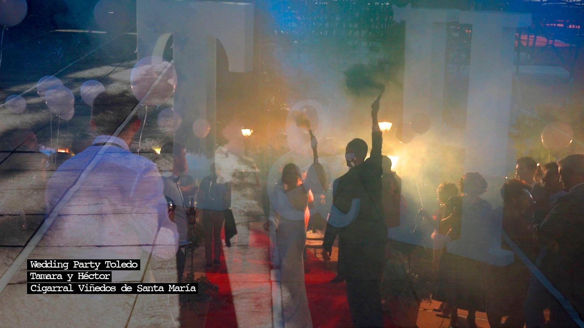 Vídeo boda Toledo Hector y Tamara
